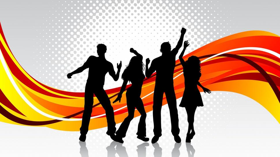 entertainment-vector-art-people-dancing-hd-1080P-wallpaper-middle-size